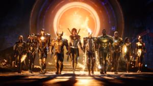 Marvel's Midnight Suns New game
