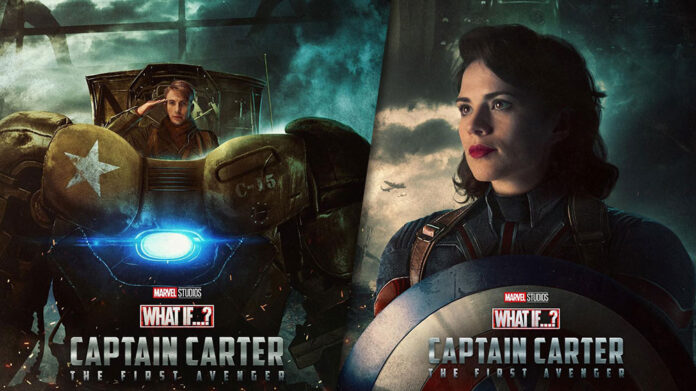 What If Captain Carter
